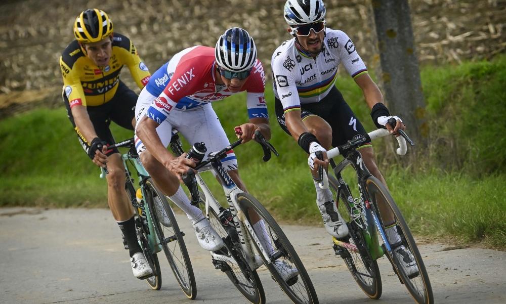 Favorieten Ronde van Vlaanderen 2021